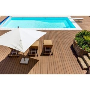 Decking WPC - Ultrashield Finitura Teak