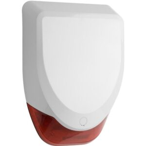Sirena esterna wireless con led a batteria - SEF8MS Honeywell